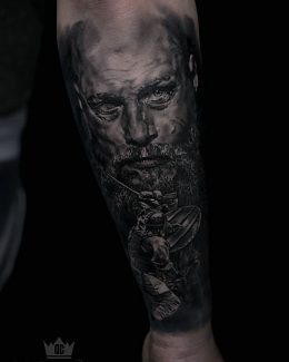 dean laibachink tattoo