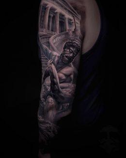 dean laibachink tattoo